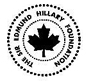 The Sir Edmund Hillary Foundation Logo